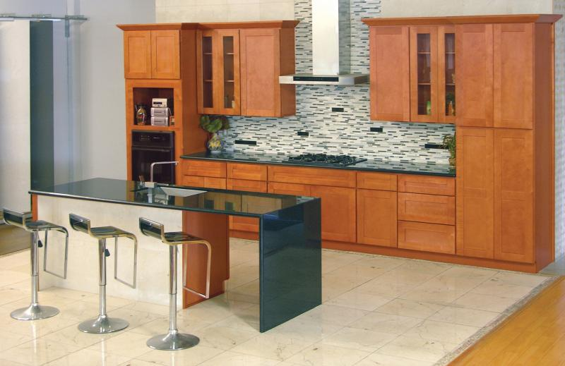 summit cabinetry home